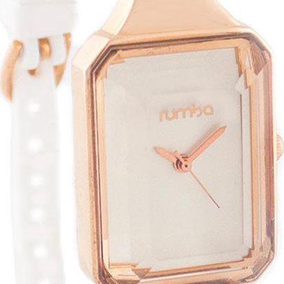 Dámské hodinky Union Gem Gold Crystal - doprava zdarma!