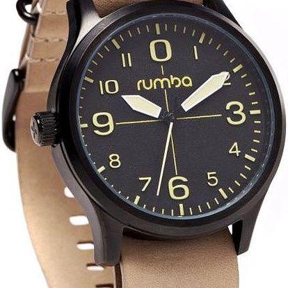 Pánské hodinky Brooklyn Night Hawk - doprava zdarma!