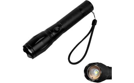 Baterka SWAT CREE LED 1000 W