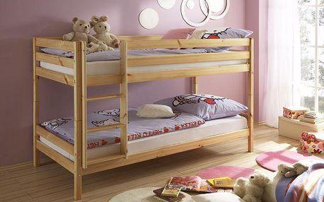 SCONTO MORITZ Patrová postel