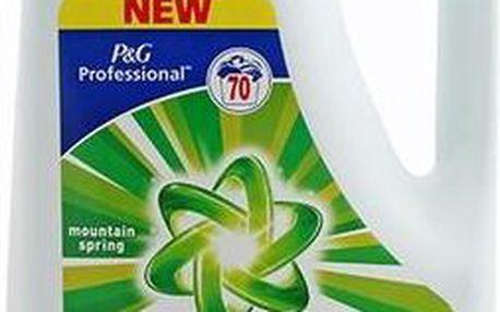 Ariel Professional prací gel na bílé prádlo 4,9l 70 cyklů