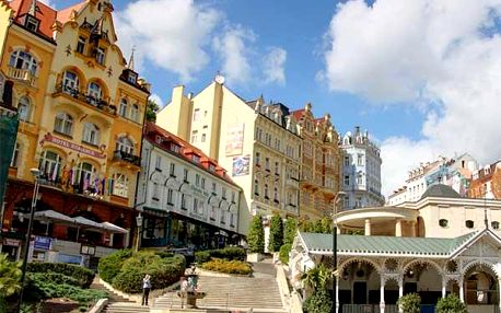 Relax v Karlových Varech až na 6 dní