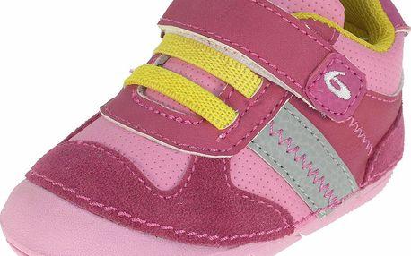 Beppi Dívčí tenisky - růžové, EUR 17