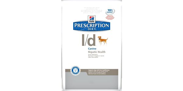 Hill's Canine L/D granulát 2 kg
