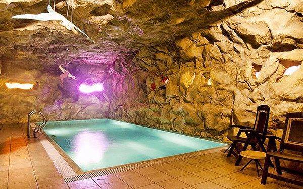 3–5denní pobyt se snídaněmi a wellness pro 2 v hotelu Albatros Relax v Prachaticích