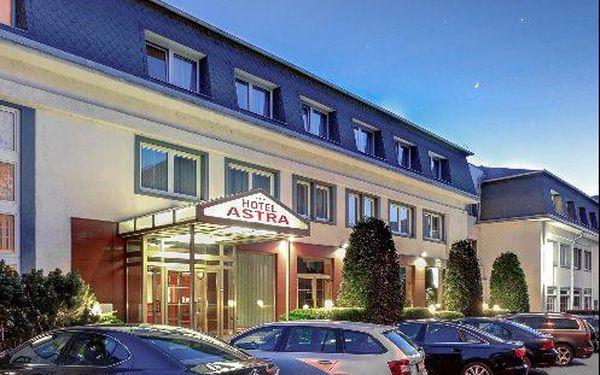 Pobyty v Praze pro 2 osoby během celého roku v 3* hotelu Astra