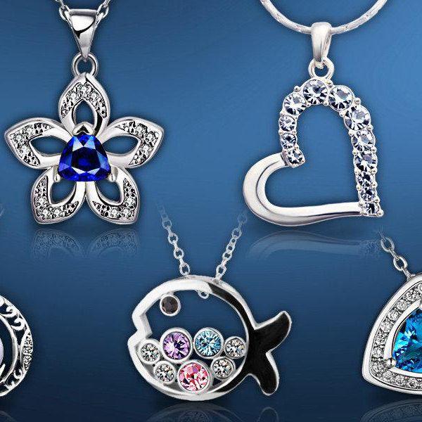 Jemné šperky s krystaly Swarovski Elements