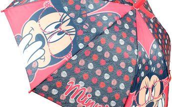 Disney Brand Dívčí deštník Minnie