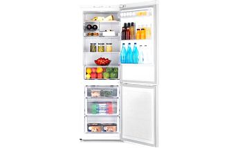 Kombinovaná chladnička Samsung RB31FSRNDWW, energetická třída A+