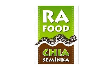 RA FOOD chia semínka 1000g