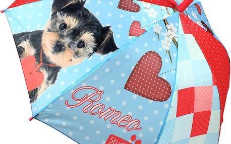 Disney Brand Dívčí deštník Romeo