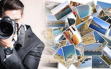 Kurz fotografování pro začátečníky a mírně pokročilé, dvoudenní kurz nebo online kurz - vyberte sit a fotky z dovolené už budou jako od profesionála. Elektronická kniha pro vás!