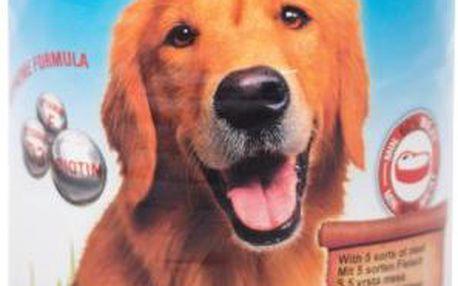 TOMI konzerva 5 druhů mas pro psy 1200 g