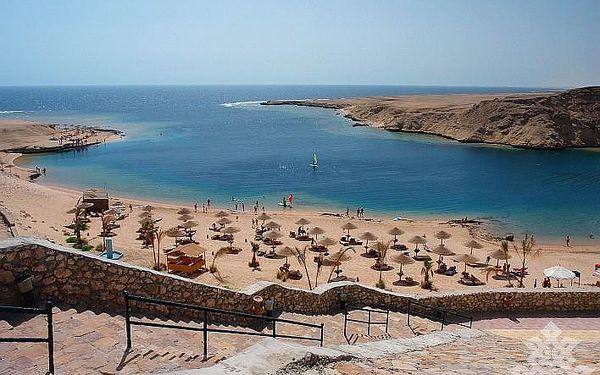 Al Nabila Grand Makadi, Egypt, Hurghada, 8 dní, Letecky, All inclusive, Alespoň 4 ★★★★, sleva 17 %, bonus (Levné parkování na letišti: 8 dní 499,- | 12 dní 749,- | 16 dní 899,- )