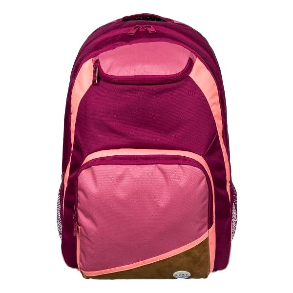 Batoh Roxy Shadow Swell Ck J Red Plum