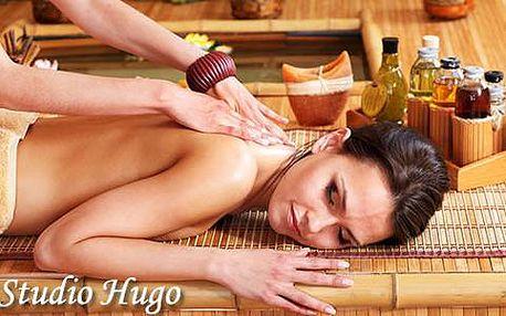 46% sleva na thajskou olejovou masáž (60 min.) od rodilé Filipínky