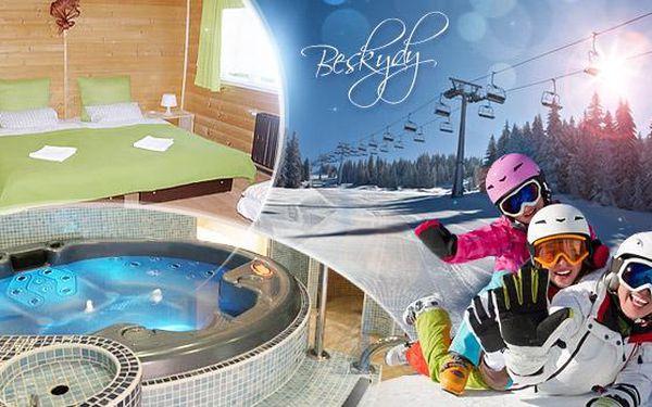 Beskydy s polopenzí pro 1 osobu: ubytování na 3 dny, nebo lyžařský pobyt na 3 až 6 dní se skipasem a wellness!