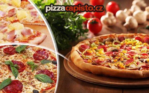 2x pizza za cenu 1 v útulné Restauraci Pajda v Ostravě! Výběr z 25 druhů lahodných pizz! Lze zabalit s sebou.