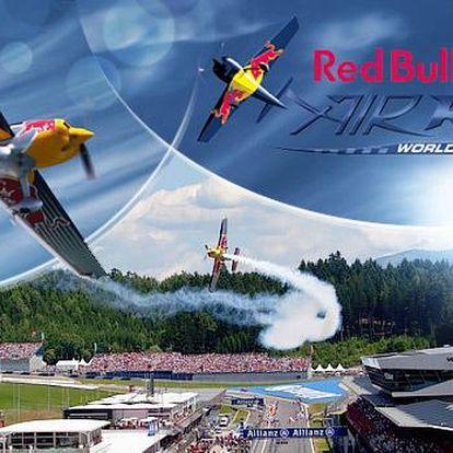 Zájezd do Rakouska - letecká show RED BULL AIR RACE - 24.4.2016! Doprava, celodenní vstupné, pojištění, delegát!
