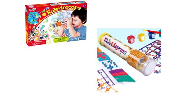 Kaleidoskop Play Go, vytvořte si vlastní, creative art