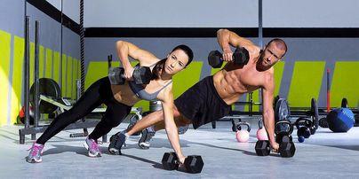 Fitness Motivace
