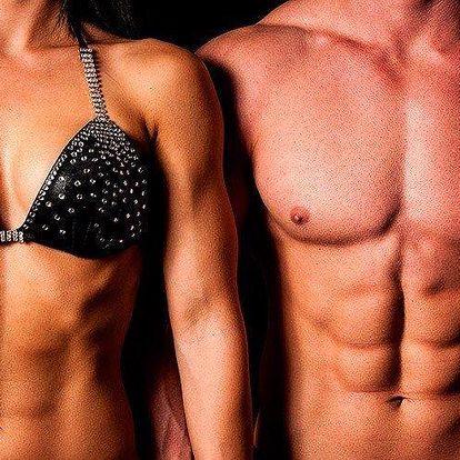 Vstupy do fitness centra dle výběru