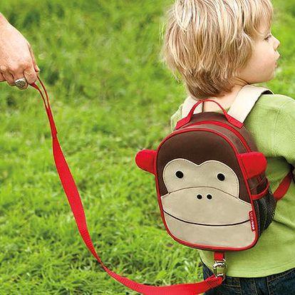 SKIP HOP Zoo Batůžek Mini-Opička