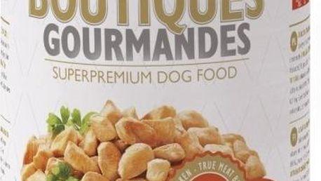 Brit Boutiques Gourmandes Chicken True Meat Bits 400 g