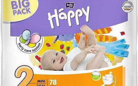 Plenky Bella Baby Happy Mini Big Pack 78 ks Svačinový box Bella Baby Happy (zdarma)