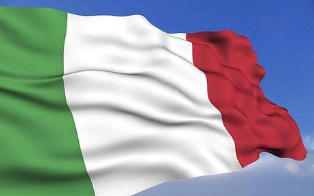 Italština středně až pokročilí B1 - B2
