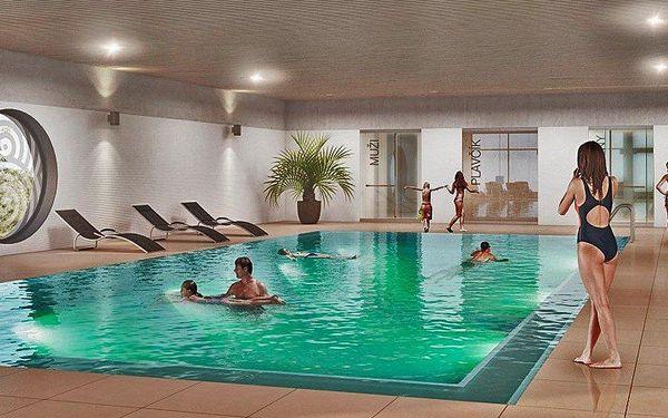 Aktivní i relaxační pobyt s wellness u Olomouce
