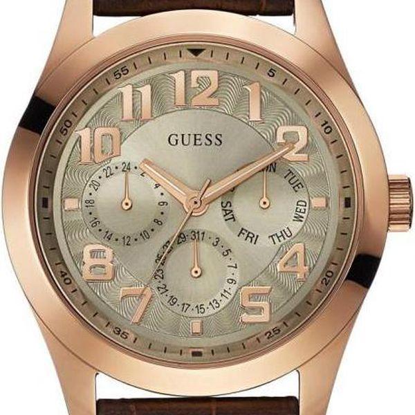 Pánské hodinky Guess W0597G1