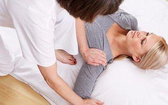 Speciální Shiatsu masáž