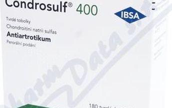 Condrosulf 400 180 tablet
