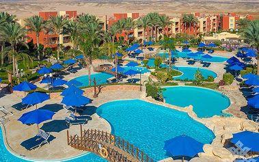 Aurora Oriental Bay, Egypt, Marsa Alam, 8 dní, Letecky, All inclusive, Alespoň 4 ★★★★, sleva 16 %, bonus (Levné parkování na letišti: 8 dní 499,- | 12 dní 749,- | 16 dní 899,- )
