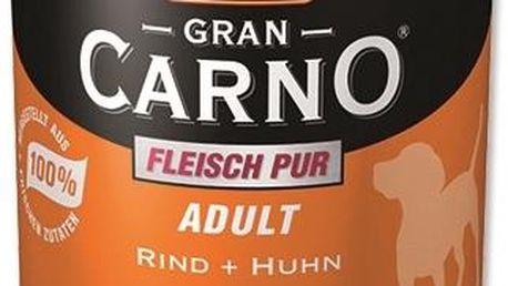 Animonda konzerva hovězí + kuře 800 g