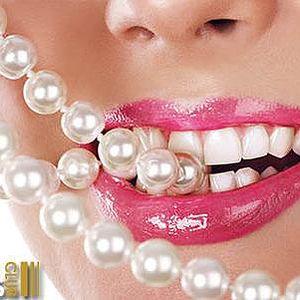 91% sleva na bělení zubů bez peroxidu