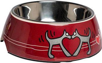 Nerezová miska ROGZ BOWLZ 700 ml vhodná pro velké psy