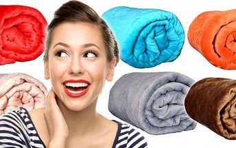 Aaryans deka z mikrovlákna 150x200 cm, výběr zjedenácti barev! Aaryans deka z mikrovlákna 150x200cm je vhodná pro alergiky, hebká, příjemná, hřejivá, snadná údržba a skvělá cena! Deka se hodí jako přehoz na sedací soupravu či postel nebo se do ní můžete