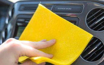 Servis klimatizace vozu a čištění sedadel