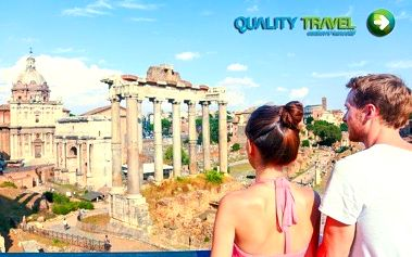 Jižní Itálie: Poznávací zájezd s ubytováním