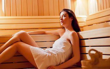 10 vstupů do infrasuany v Praze - permanentka, saunování navozuje pocit uvolnění a relaxace.