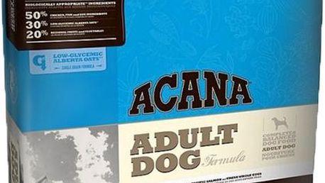 18kg vyváženého krmiva pro psy od 1 roku věku Acana Adult Dog
