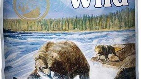 Krmivo z lososa a mořských ryb pro psy Taste of the Wild Pacific Stream 13 kg