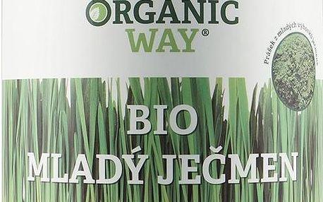 Mladý ječmen Bio 200 g prášek