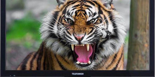 LED televize Telefunken T32TX275LPBS2 s úhlopříčkou 81cm