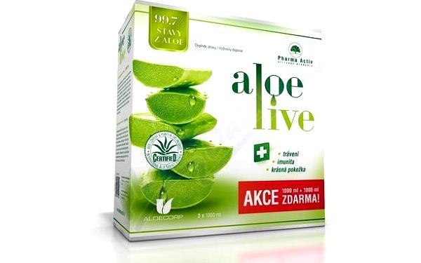 Pharma Activ AloeLive 1+1 1000 ml