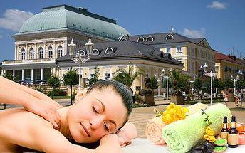 Lázeňské pobyty v Hotelu Zátiší s polopenzí i tématickým víkendem s jógou