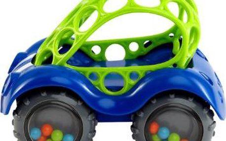 Bright Starts Hračka autíčko Oball Rattle & Roll™ (3 m+)