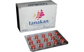 Tanakan 40 mg 90 tablet